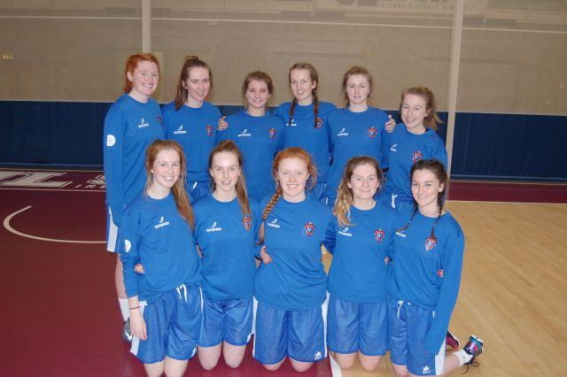 St Marys Naas - All Ireland Semi Finals 1