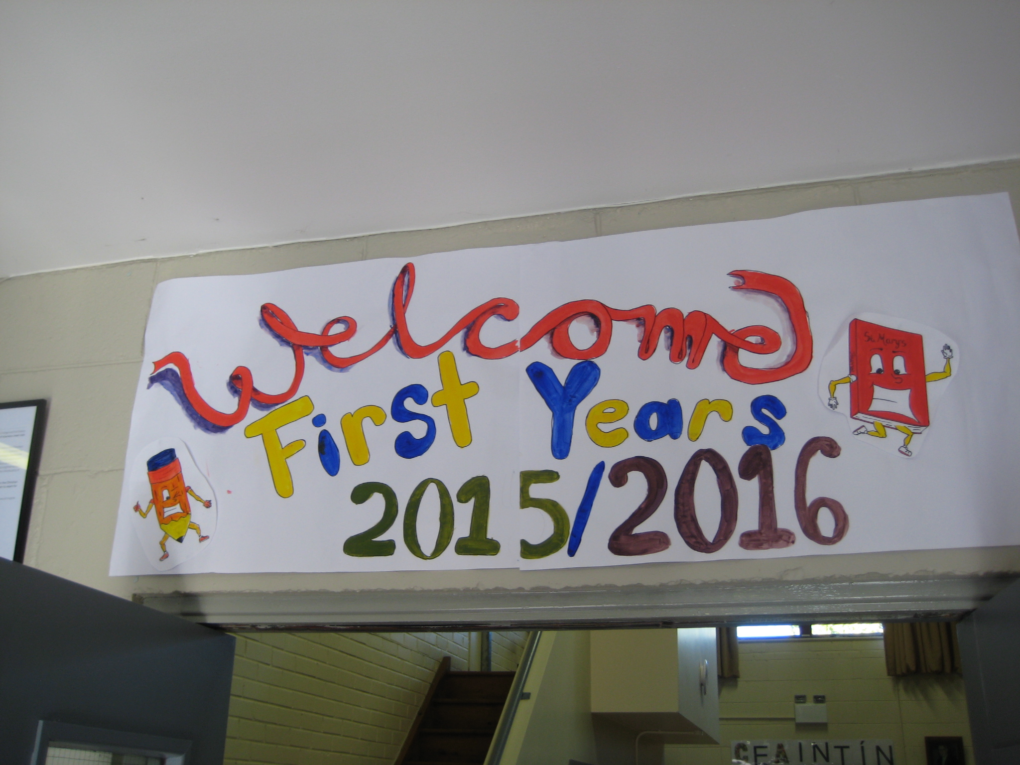 Meitheal Welcome Banner