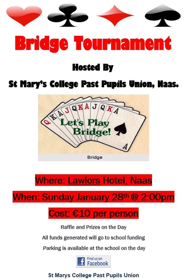 Bridge Tournament 1