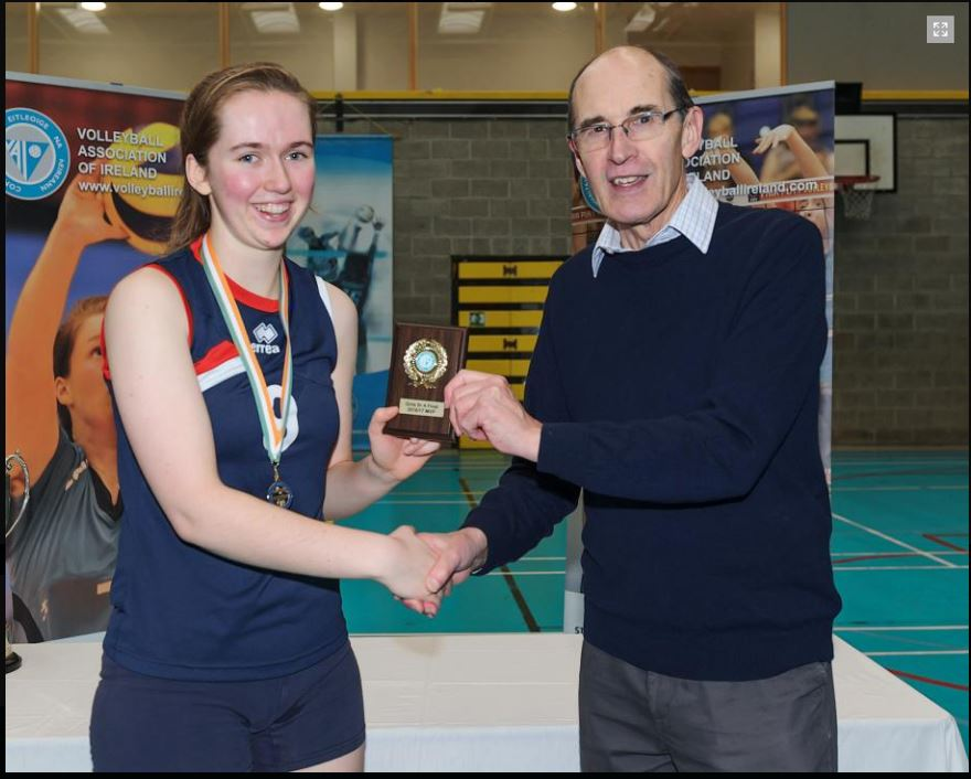 MVP 2017 all ireland volleyball.JPG